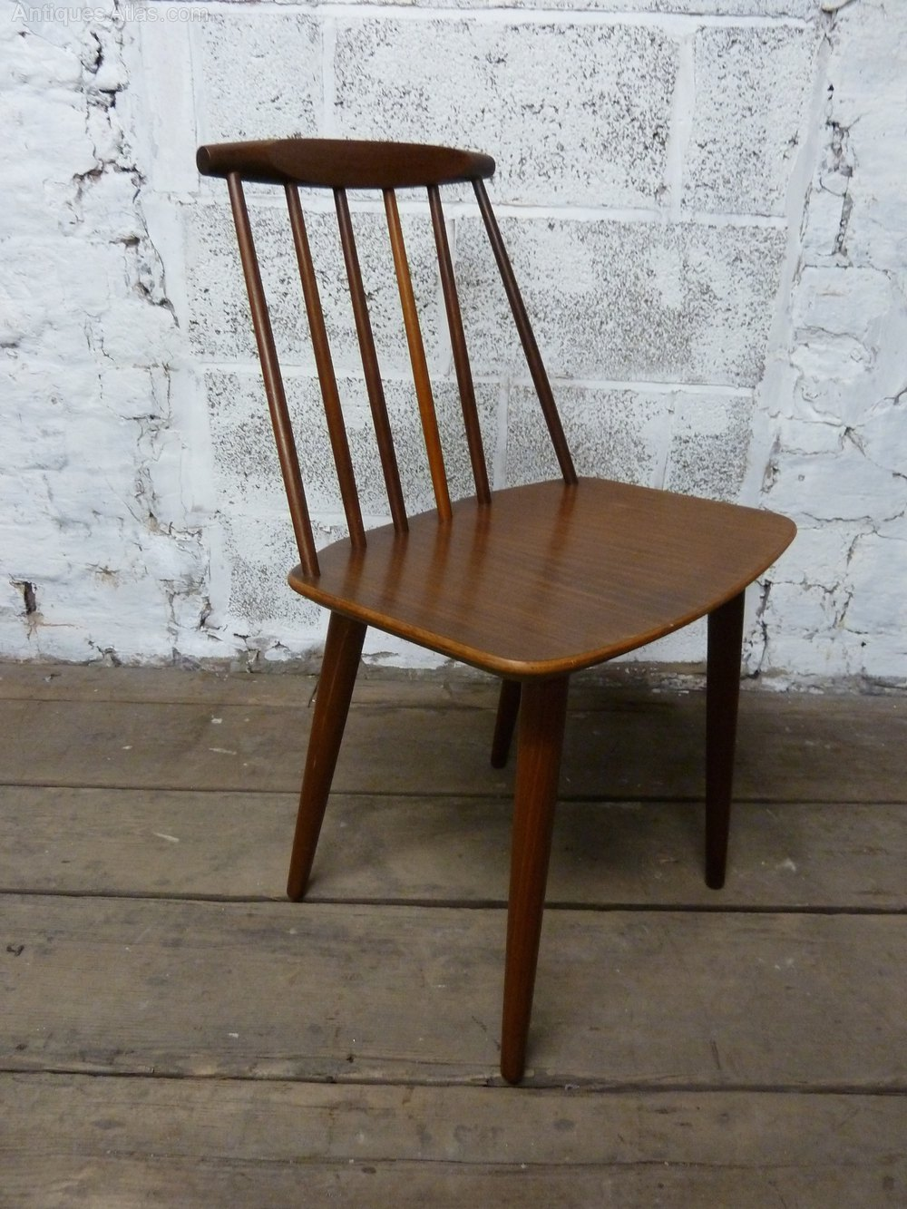 Antiques Atlas Danish Chair By Folke Palsson For FDB Mobler