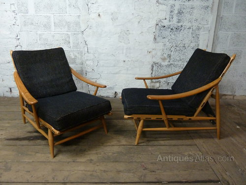 Ercol Model 442 Bergere Armchair Easy Lounge Chair  Antiques Atlas   Ercol Model 442 Bergere Armchair Easy Lounge Chair. Ercol Easy Chairs For Sale. Home Design Ideas