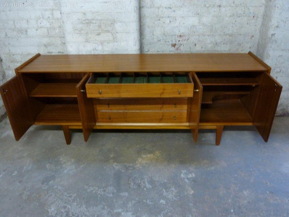 antiques atlas mid century teak sideboard by dalescraft. Black Bedroom Furniture Sets. Home Design Ideas
