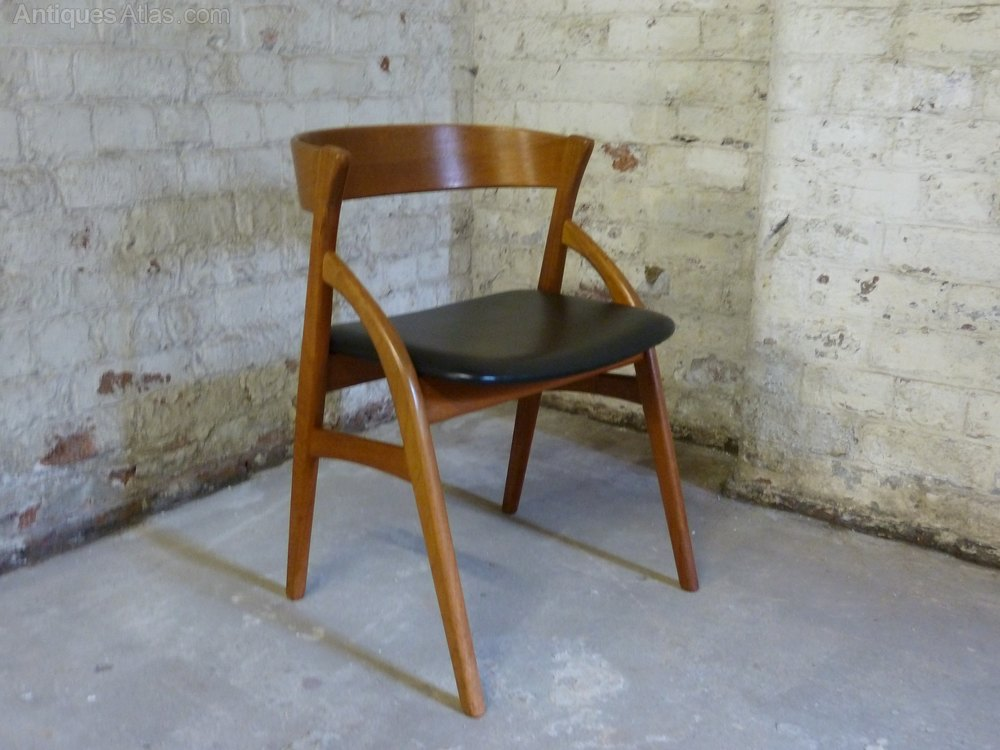 Antiques Atlas Set Of 6 Teak Dining Chairs By Dyrlund