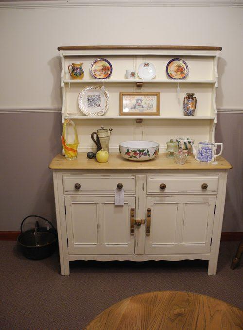 Antiques Atlas Ercol Painted Kitchen Dresser