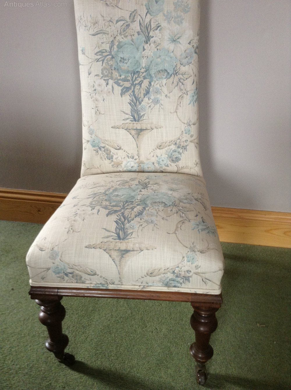 Foyer Chair Quotes : Victorian oak nursing chair antiques atlas