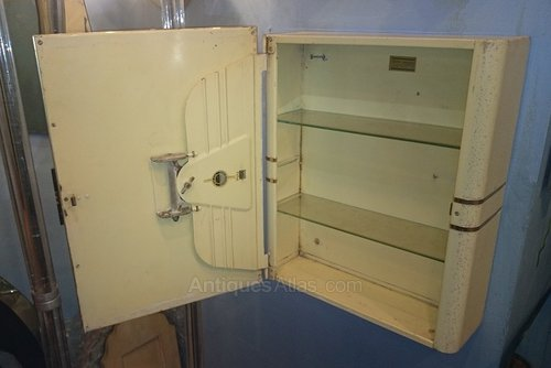 Art Deco Bathroom Cabinet Antiques Atlas