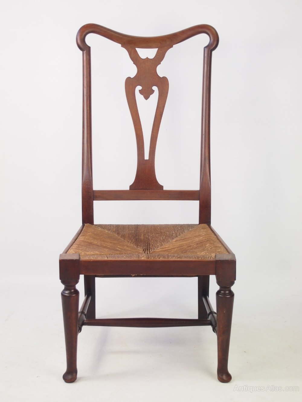 Arts And Crafts Mahogany Bedroom Chair Antiques Atlas