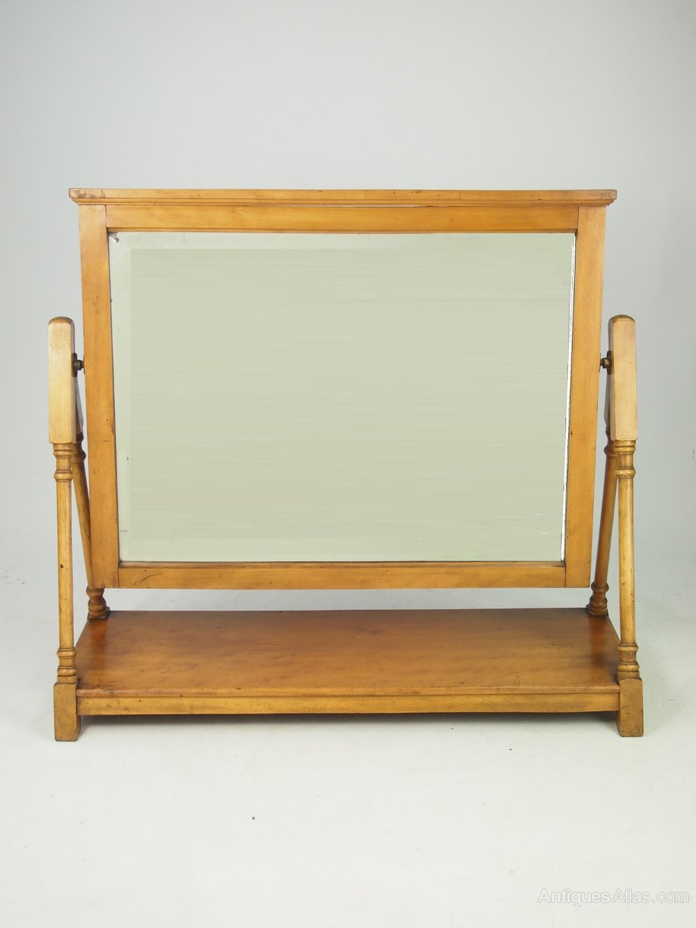 Antiques atlas victorian arts crafts dressing table mirror for Dressing mirror