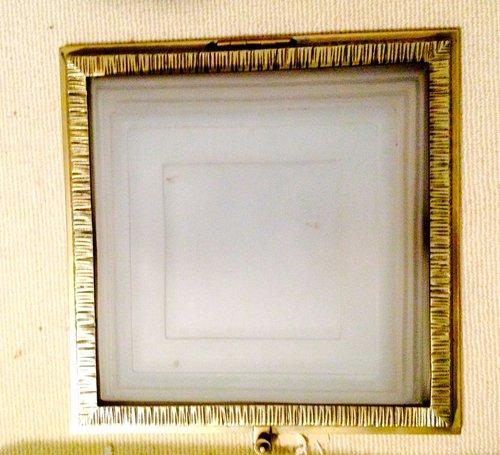 antiques atlas large art deco plafonnier bronze pate de verre. Black Bedroom Furniture Sets. Home Design Ideas