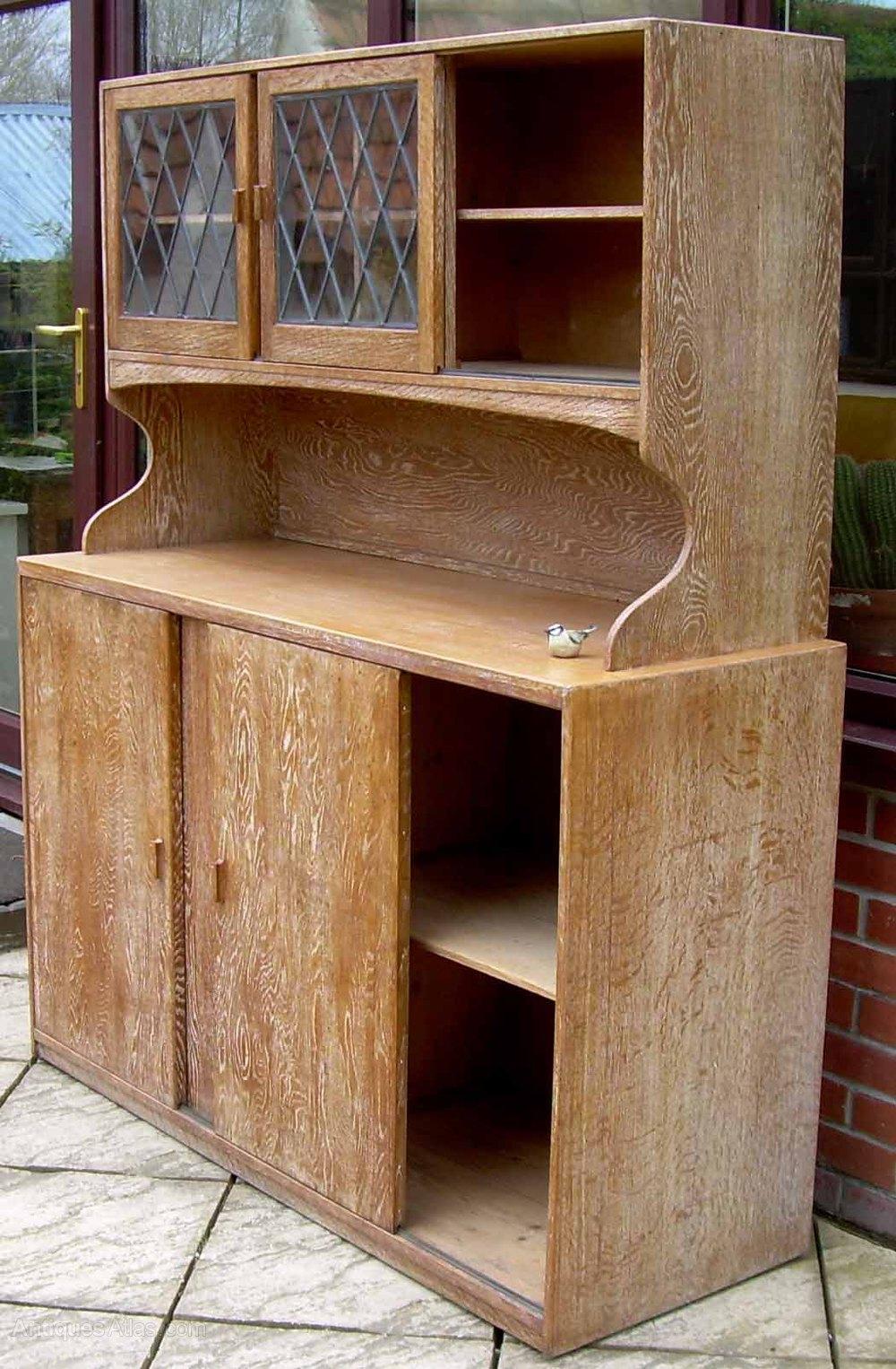 Limed Oak Kitchen Doors For Sale