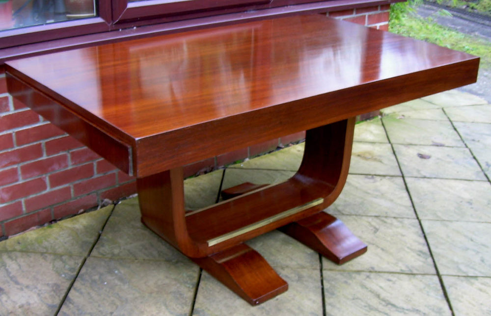 A French Rosewood Dining Table Antiques Atlas