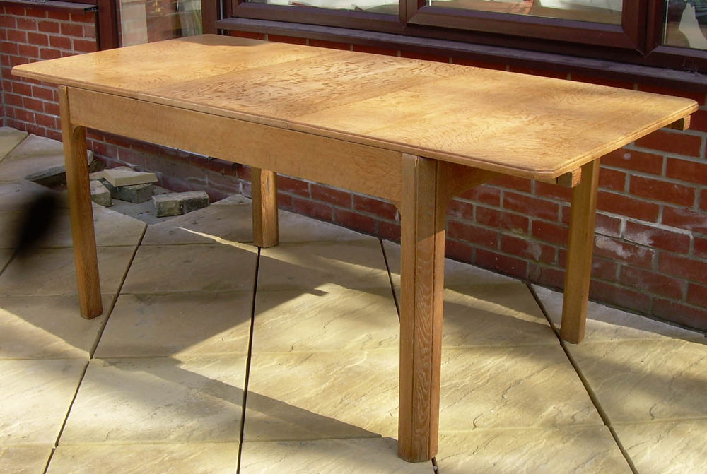 A heals extending dining table antiques atlas - Heals dining table ...