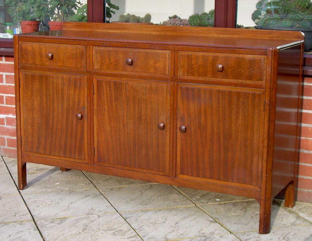 a heals mahogany sideboard antiques atlas. Black Bedroom Furniture Sets. Home Design Ideas