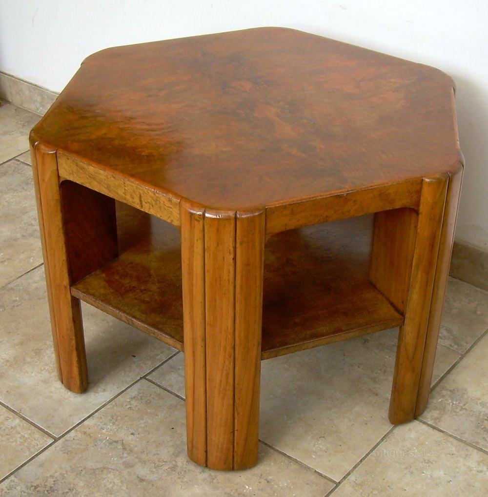 Small Coffee Tables Heals: A Heal's Walnut Coffee Table