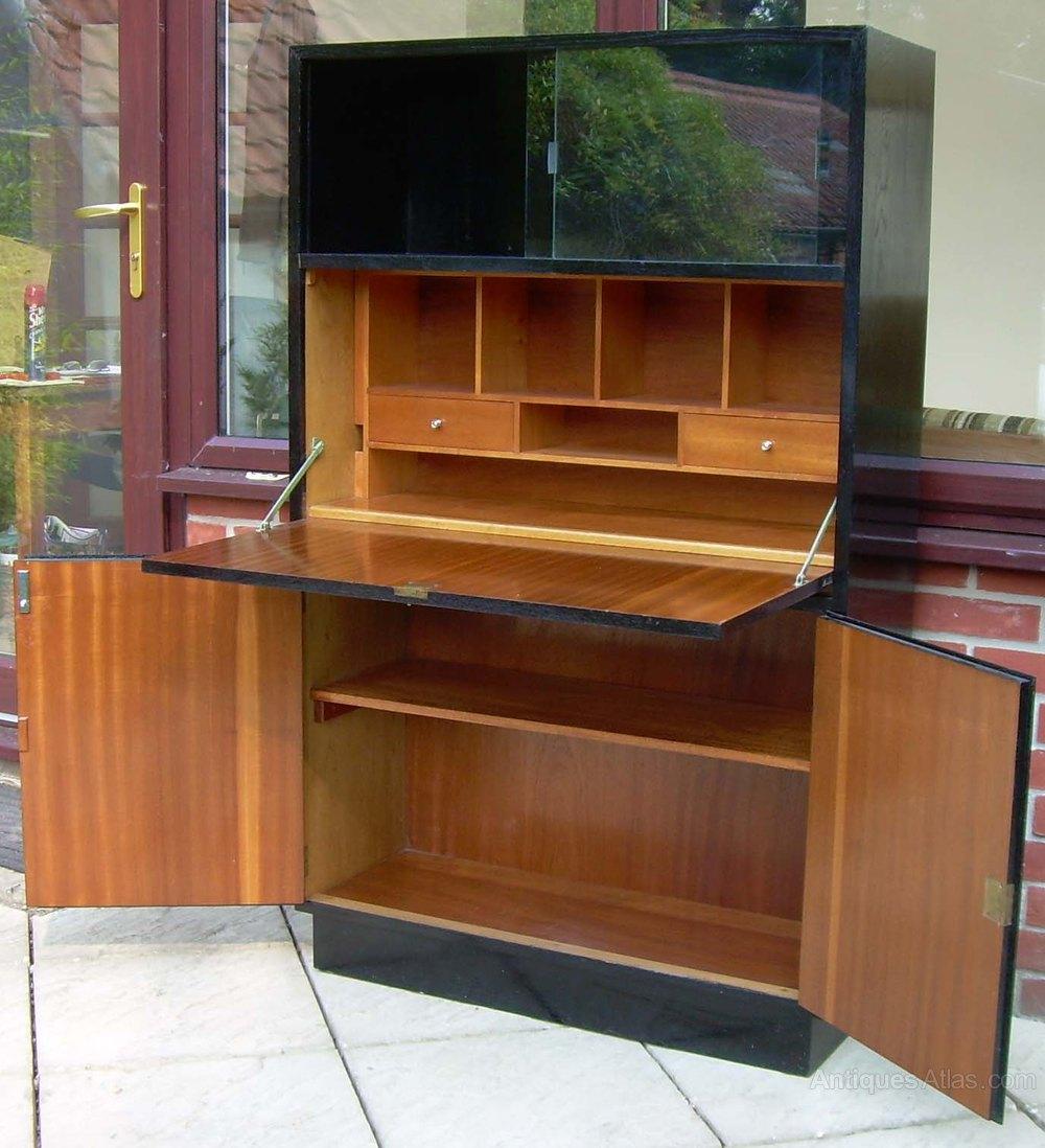 an art deco modernist bureau antiques atlas. Black Bedroom Furniture Sets. Home Design Ideas