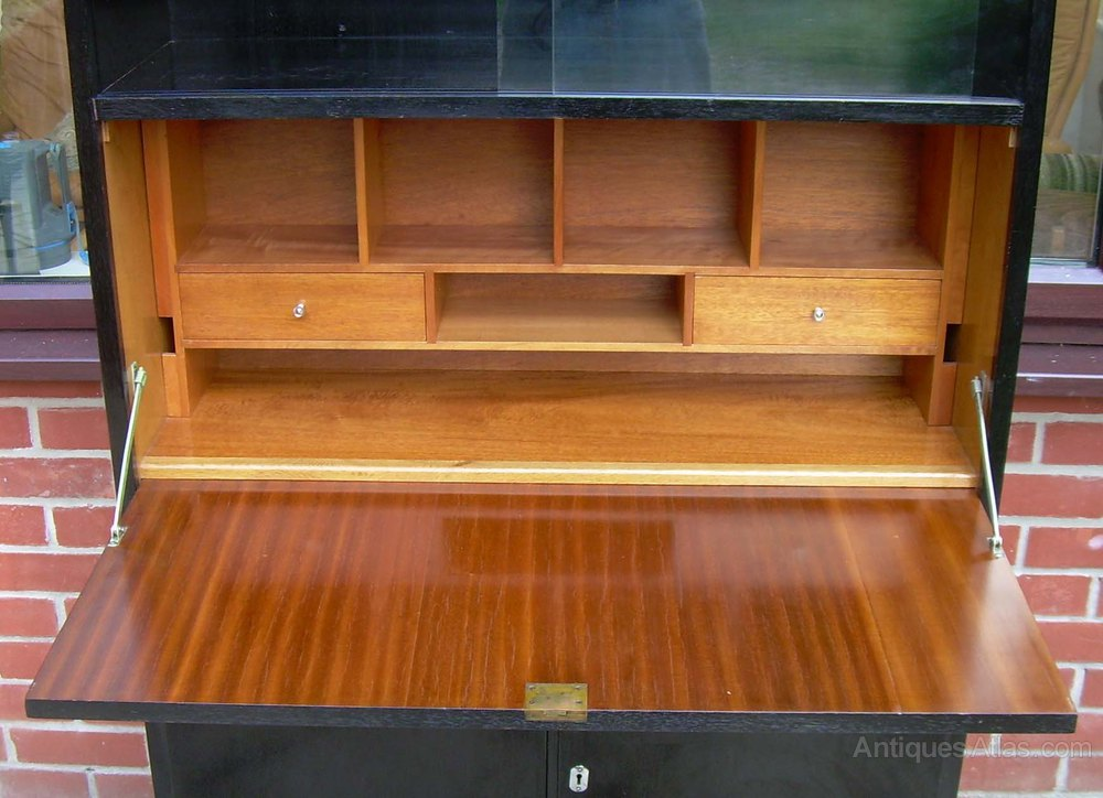 An art deco modernist bureau antiques atlas for Deco bureau