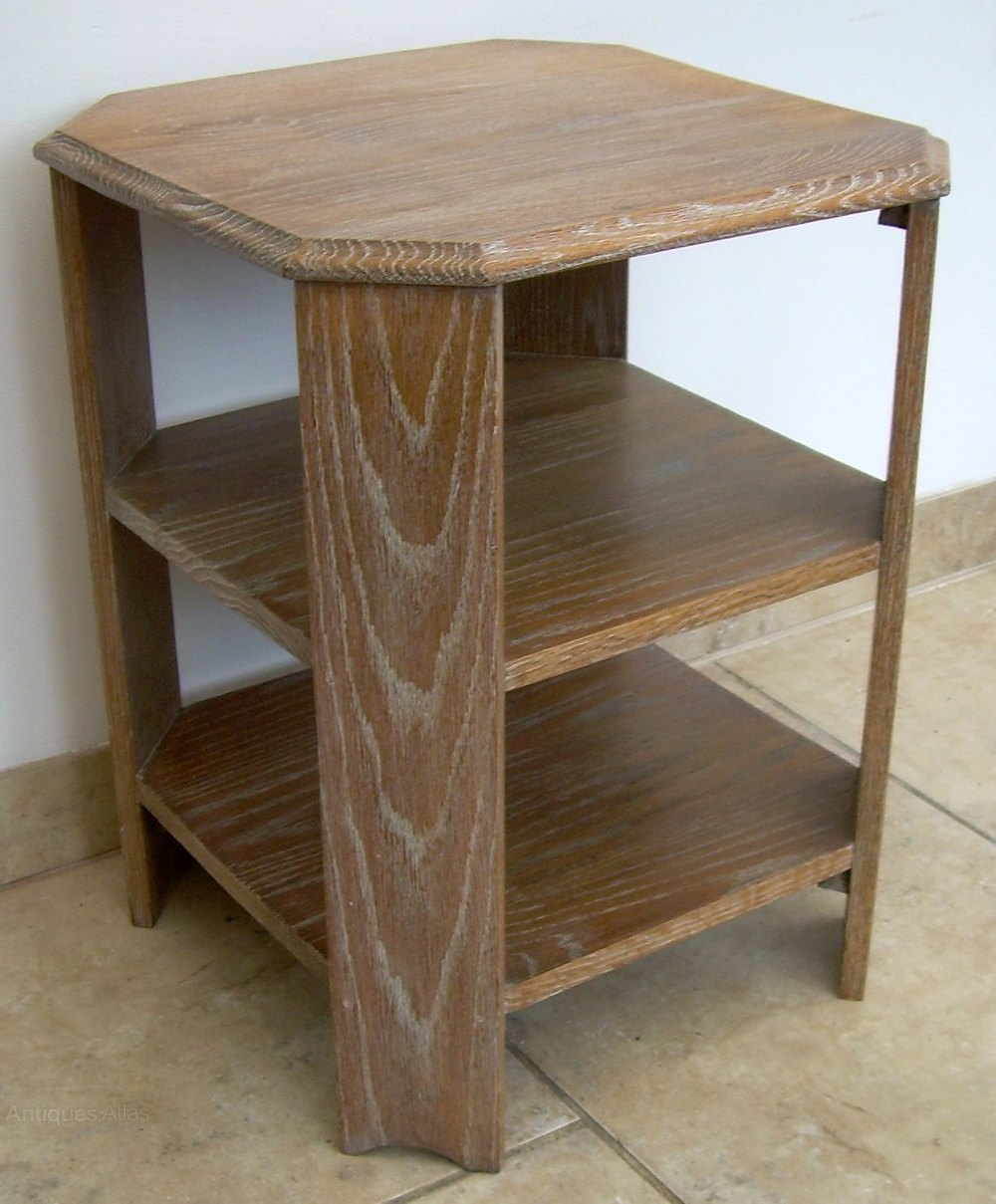 An Oak Art Deco Coffee Table Antiques Atlas