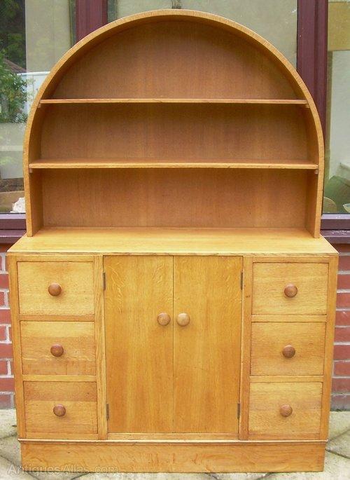 Heal's Golden Oak Dresser