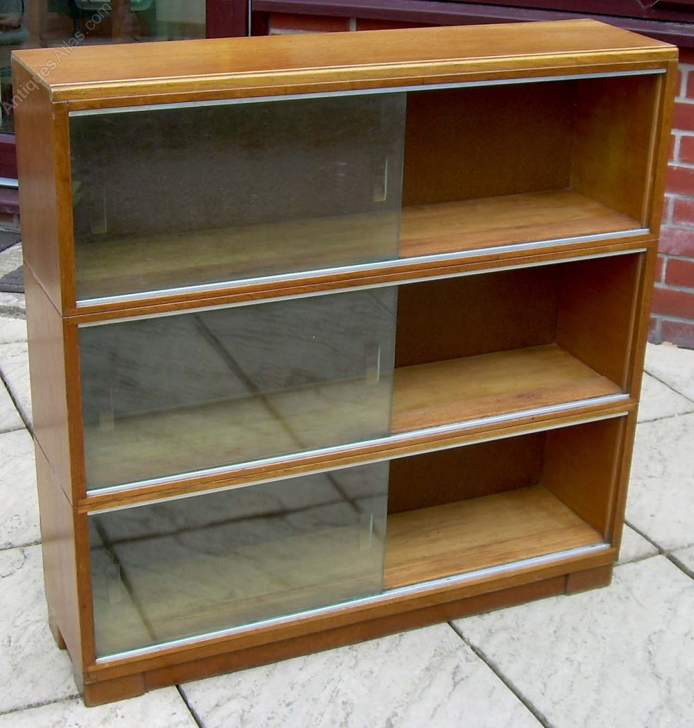 Photos. Minty Glass Front Bookcase ... - Minty Glass Front Bookcase - Antiques Atlas