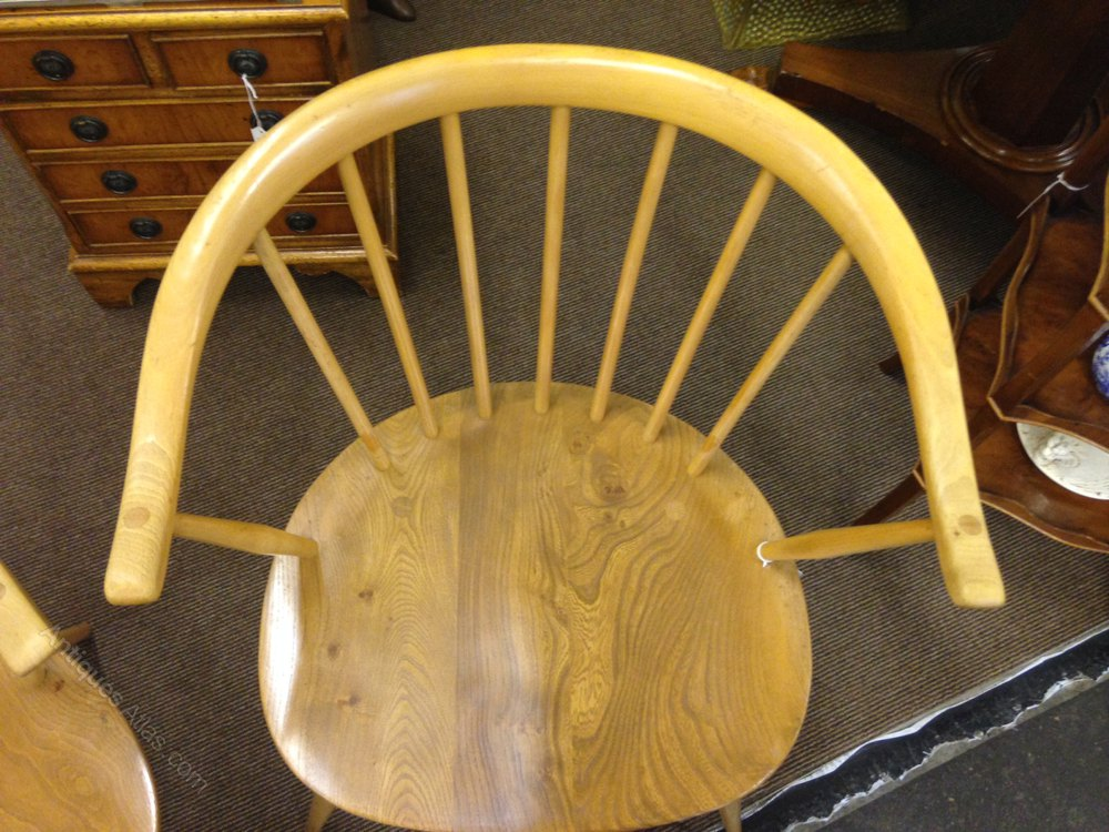 How to Spot a Real Ercol Windsor Chair - The Andrews Partnership