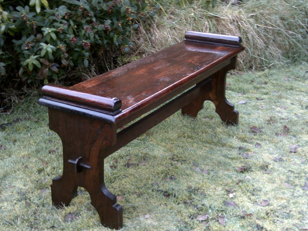 Victorian Hall Bench Antiques Atlas