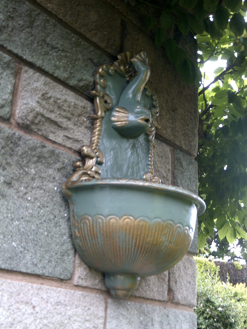 Antiques Atlas - Victorian Wall Drinking Fountain