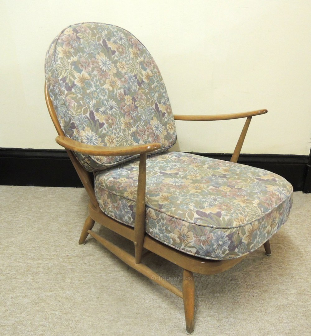 Retro Ercol Easy Chair  Antiques Atlas   Retro Ercol Easy Chair. Ercol Easy Chairs For Sale. Home Design Ideas
