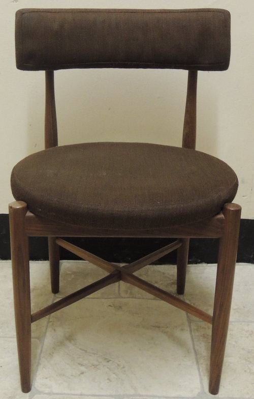 Antiques atlas retro g plan kofod larsen design dining chair for G plan dining room chairs