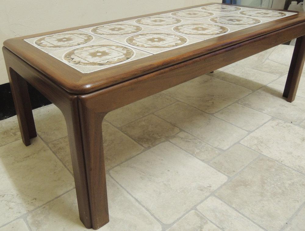 Antiques Atlas Retro G Plan Tile Top Rectangular Coffee Table