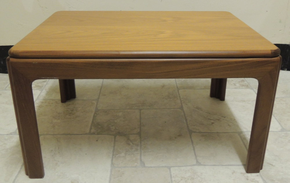 Antiques atlas retro g plan small rectangular coffee table for Small coffee table plans