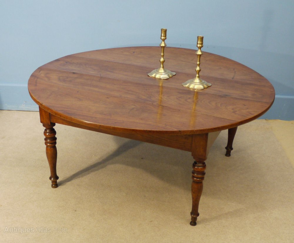 Fruitwood Country Made Coffee Table Antiques Atlas