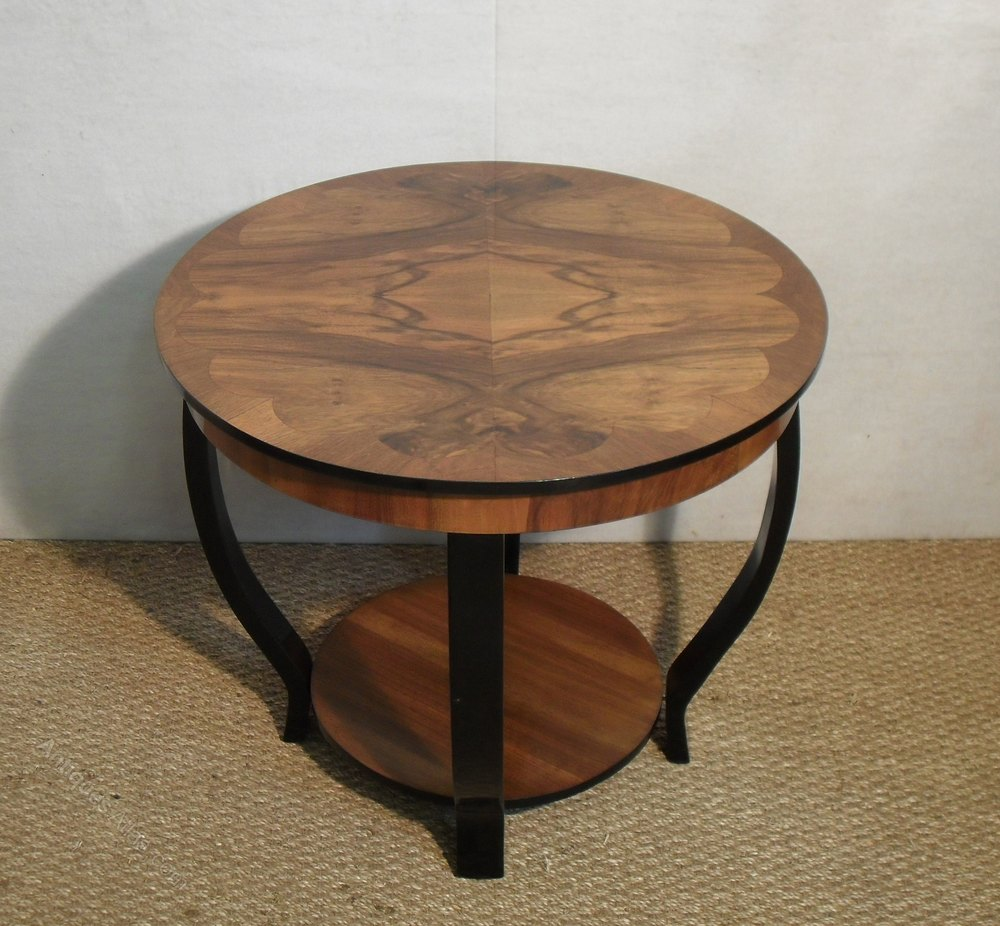 art deco table antiques atlas. Black Bedroom Furniture Sets. Home Design Ideas