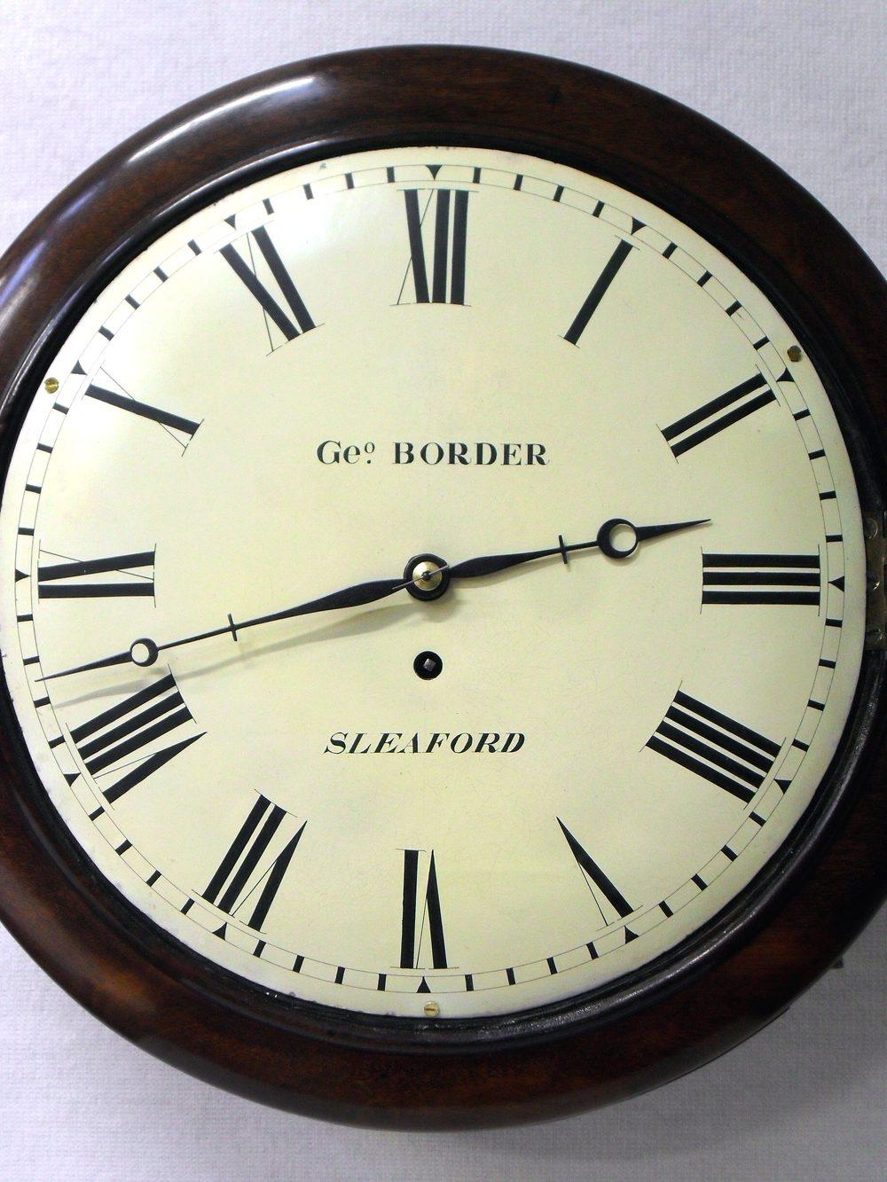 Antiques Atlas Dial Wall Clock