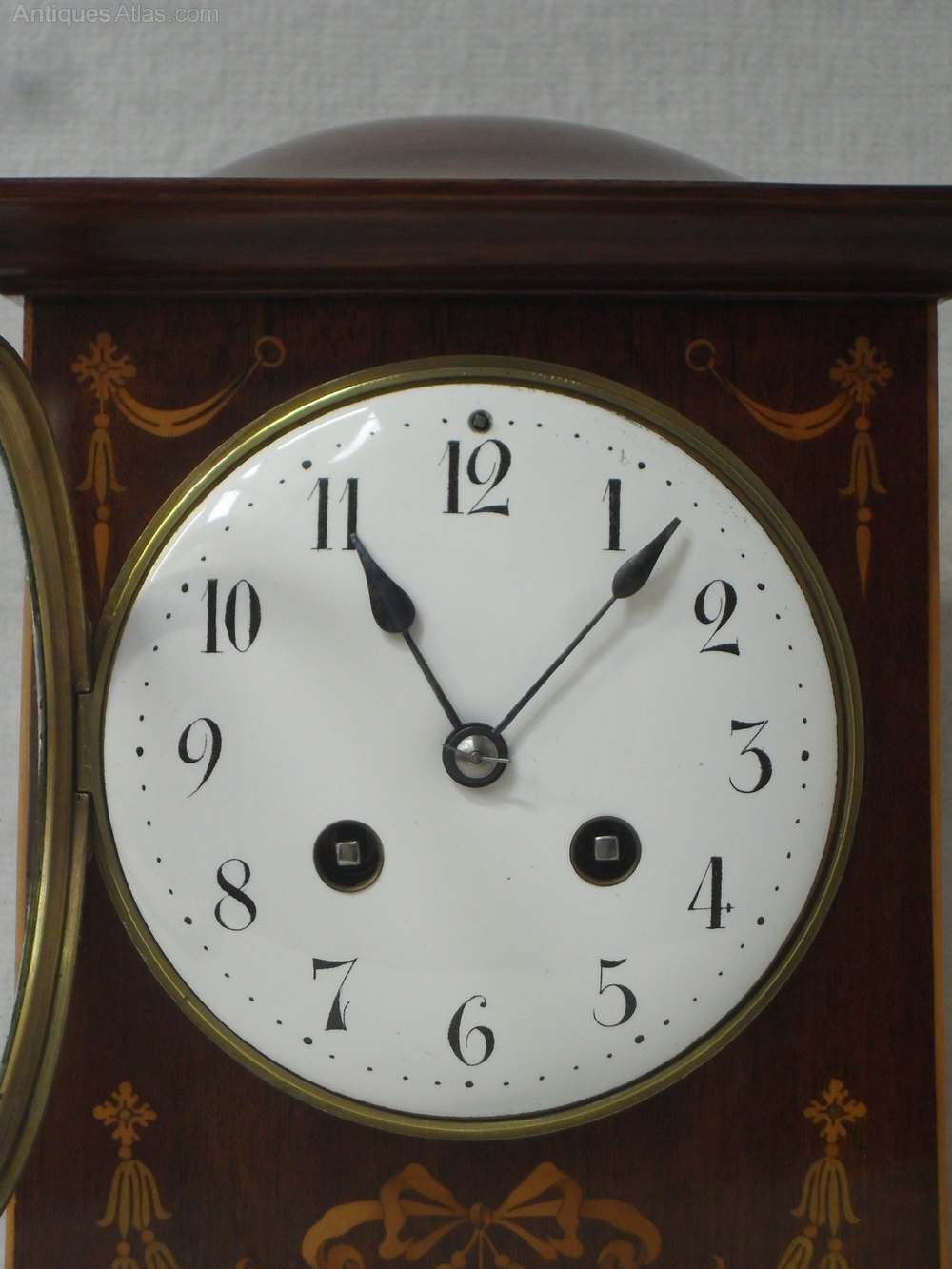 Antiques Atlas - Edwardian Mantel Clock
