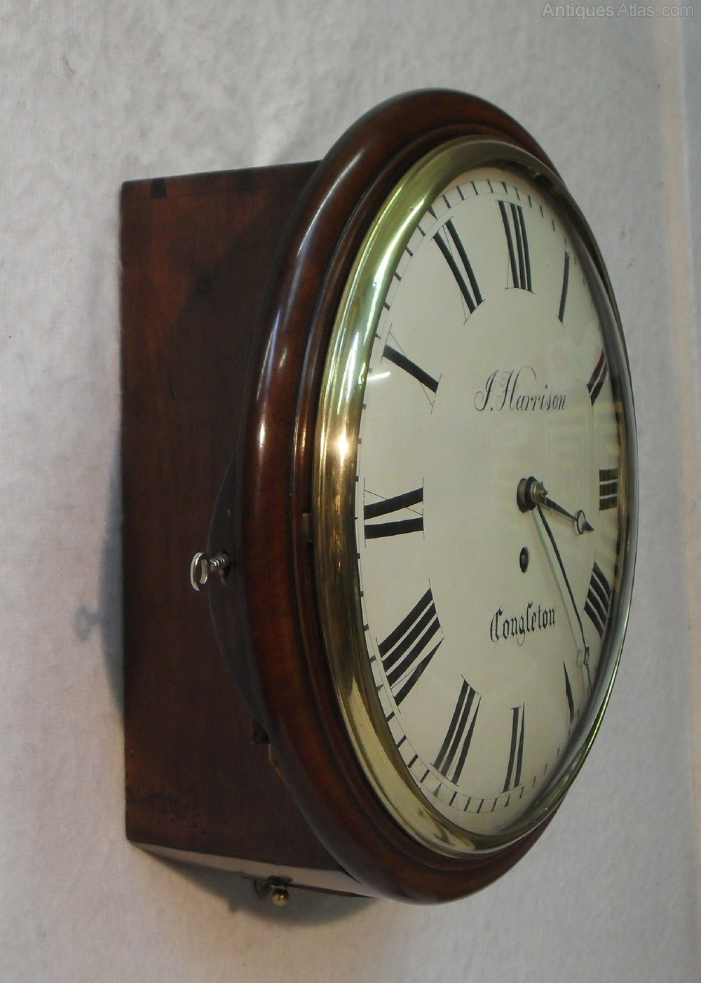 Antiques Atlas English Wall Clock