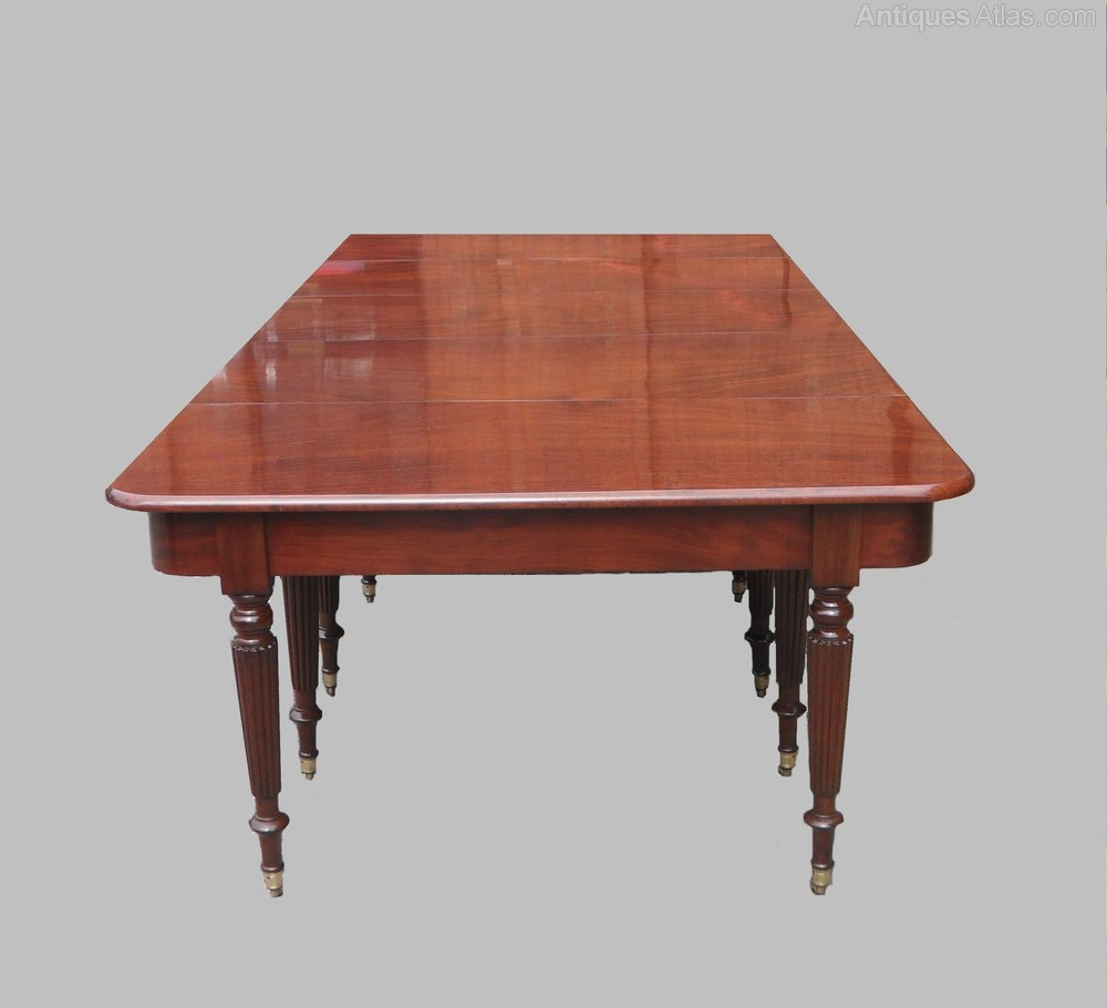 Extending dining table antiques atlas - Antiques dining tables ...