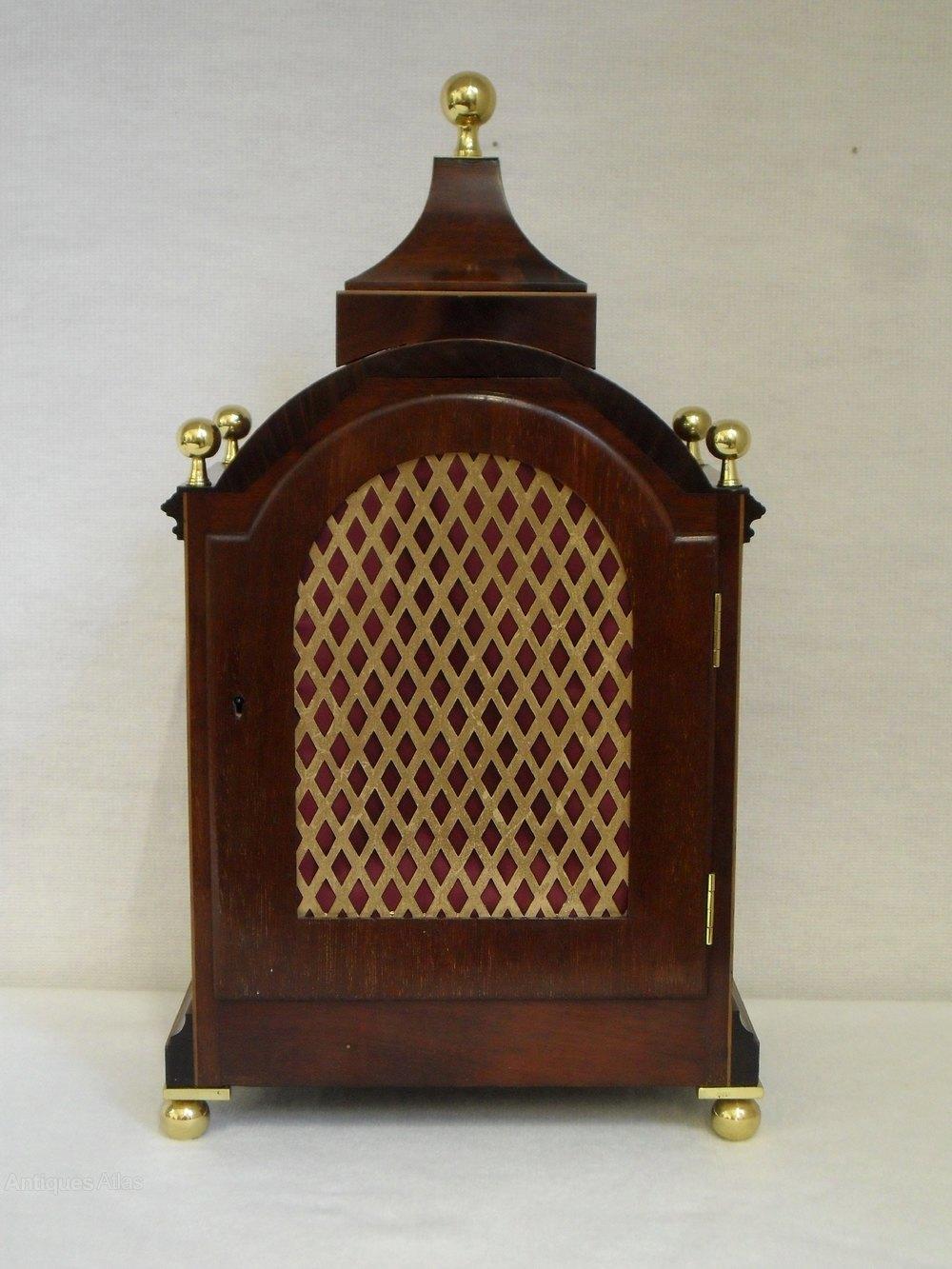 Antiques Atlas Victorian Bracket Clock