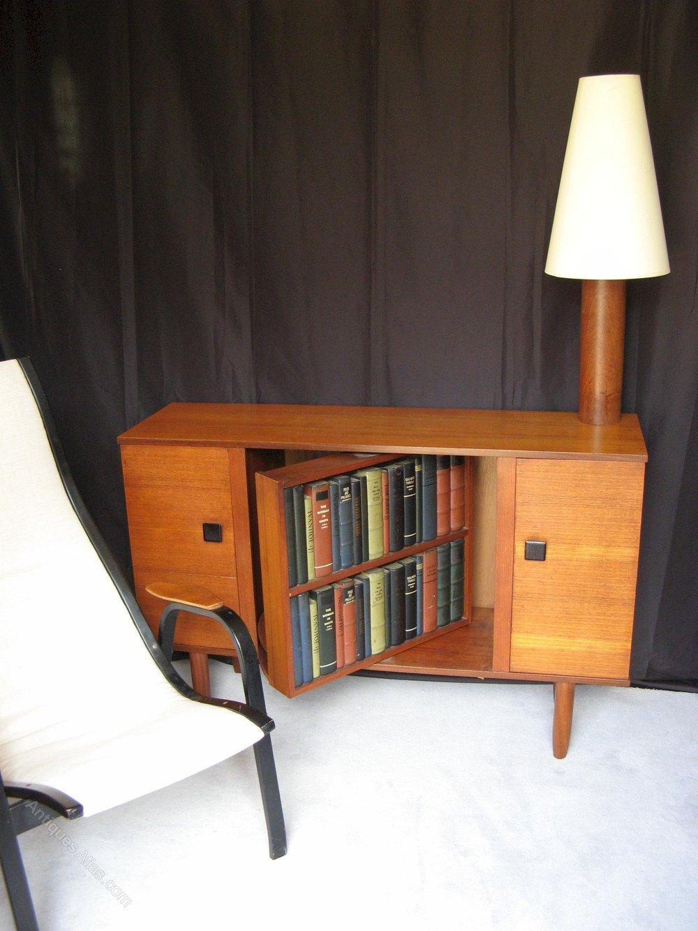 Antiques Atlas 1950 S Teak Sideboard Cocktail Cabinet