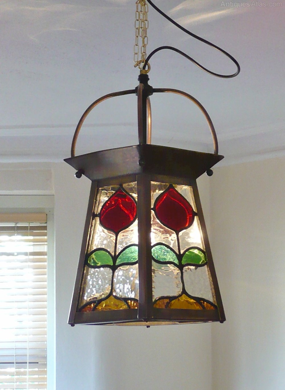 Antiques Atlas Arts And Crafts Ceiling Light