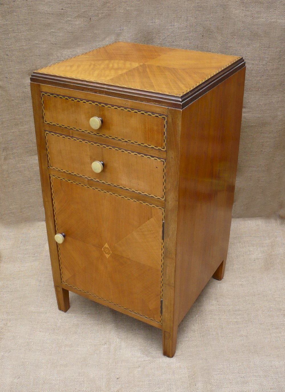 Bedside Cabinet Probably Bath Cabinet Makers Antiques Atlas
