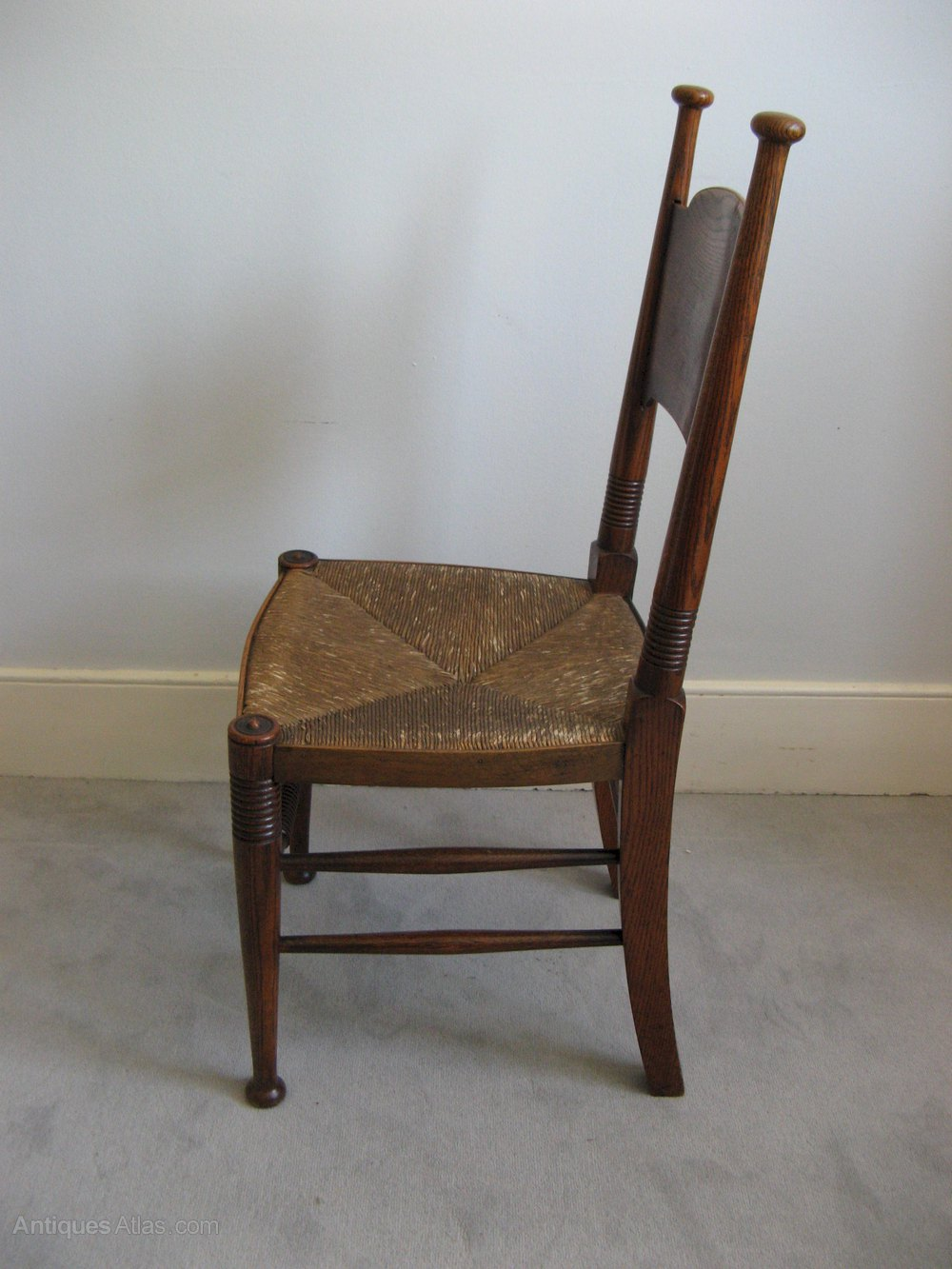 Classic Arts And Crafts Chairs William Birch Antiques