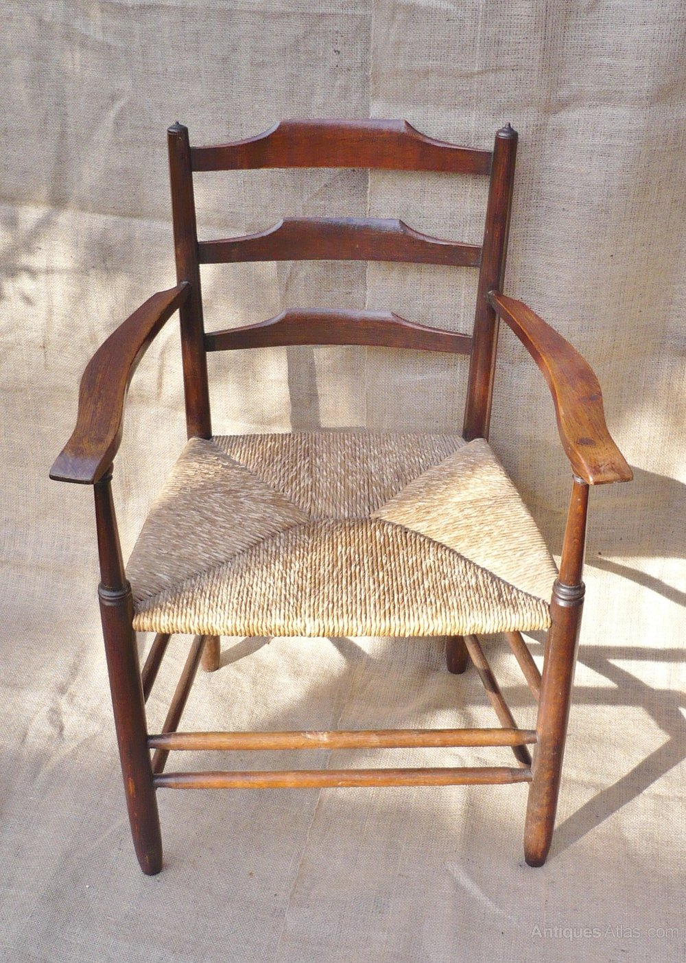 Arts And Crafts Edward Gardiner Clissett Chairs