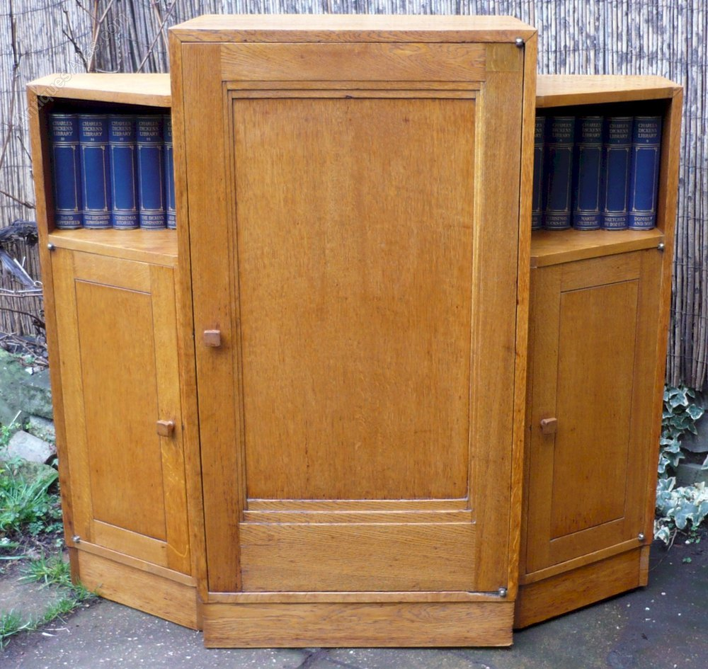 Sideboard Bookcase By Bath Cabinet Makers Antiques Atlas