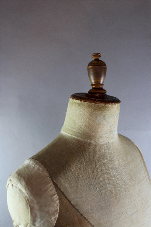 Antiques Atlas Vintage Levine Mannequin Dressmakers Dummy