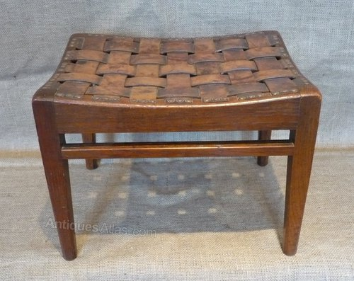 Arts And Crafts Stool By Arthur Simpson Antiques Atlas
