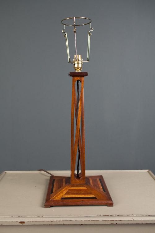 antiques atlas art deco lamp. Black Bedroom Furniture Sets. Home Design Ideas