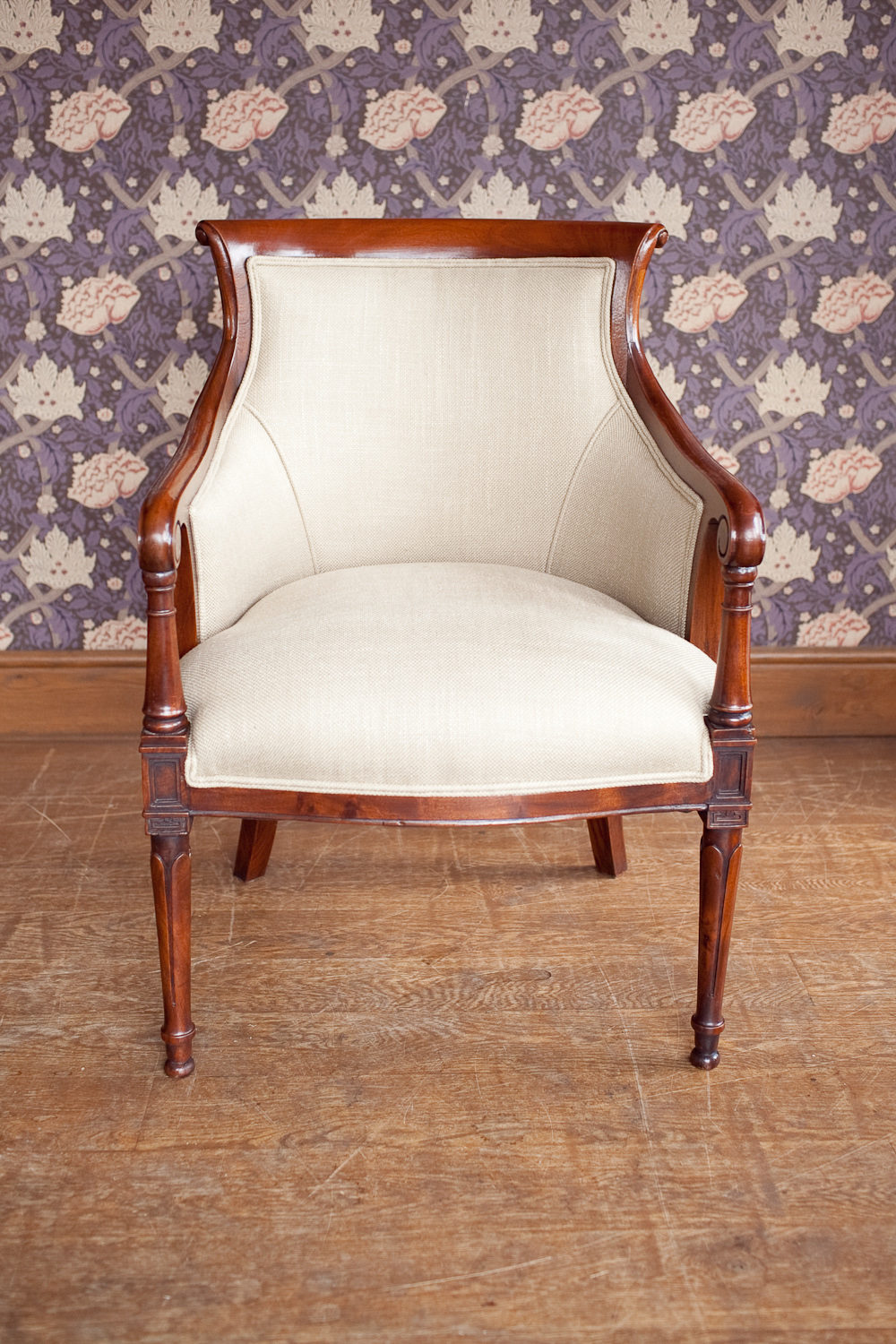 Antiques Atlas French Empire Style Armchair