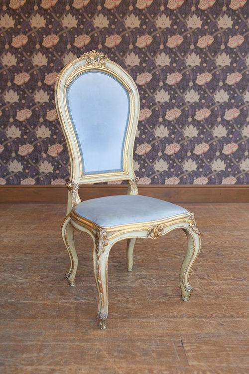 Antiques Atlas Louis XV Style Salon Chair – Retro Salon Chairs