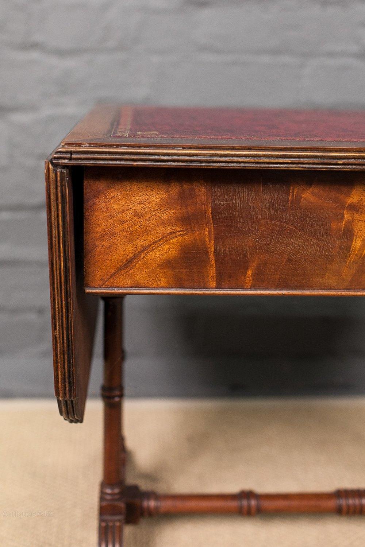 Antiques Atlas Mahogany Dwarf Sofa Table
