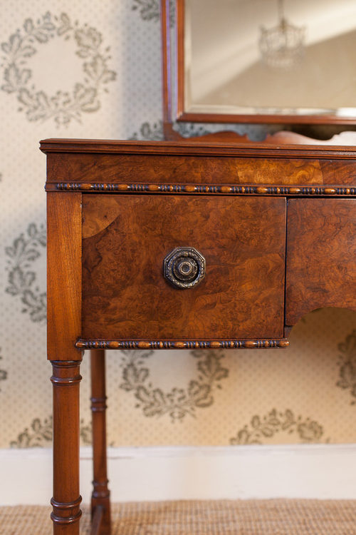 Waring Amp Gillow Walnut Dressing Table Antiques Atlas