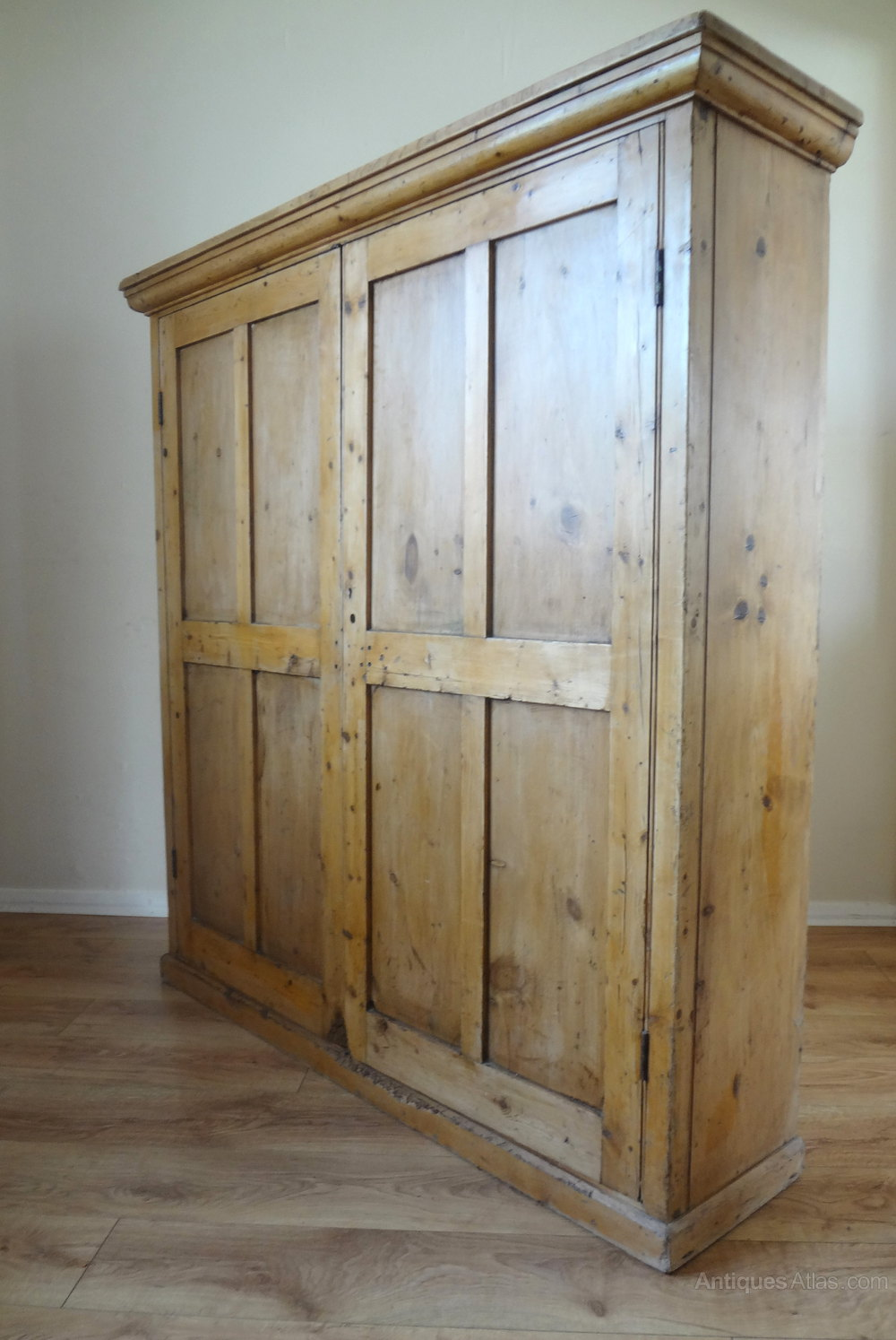 Antique Housekeepers Cupboard Antiques Atlas