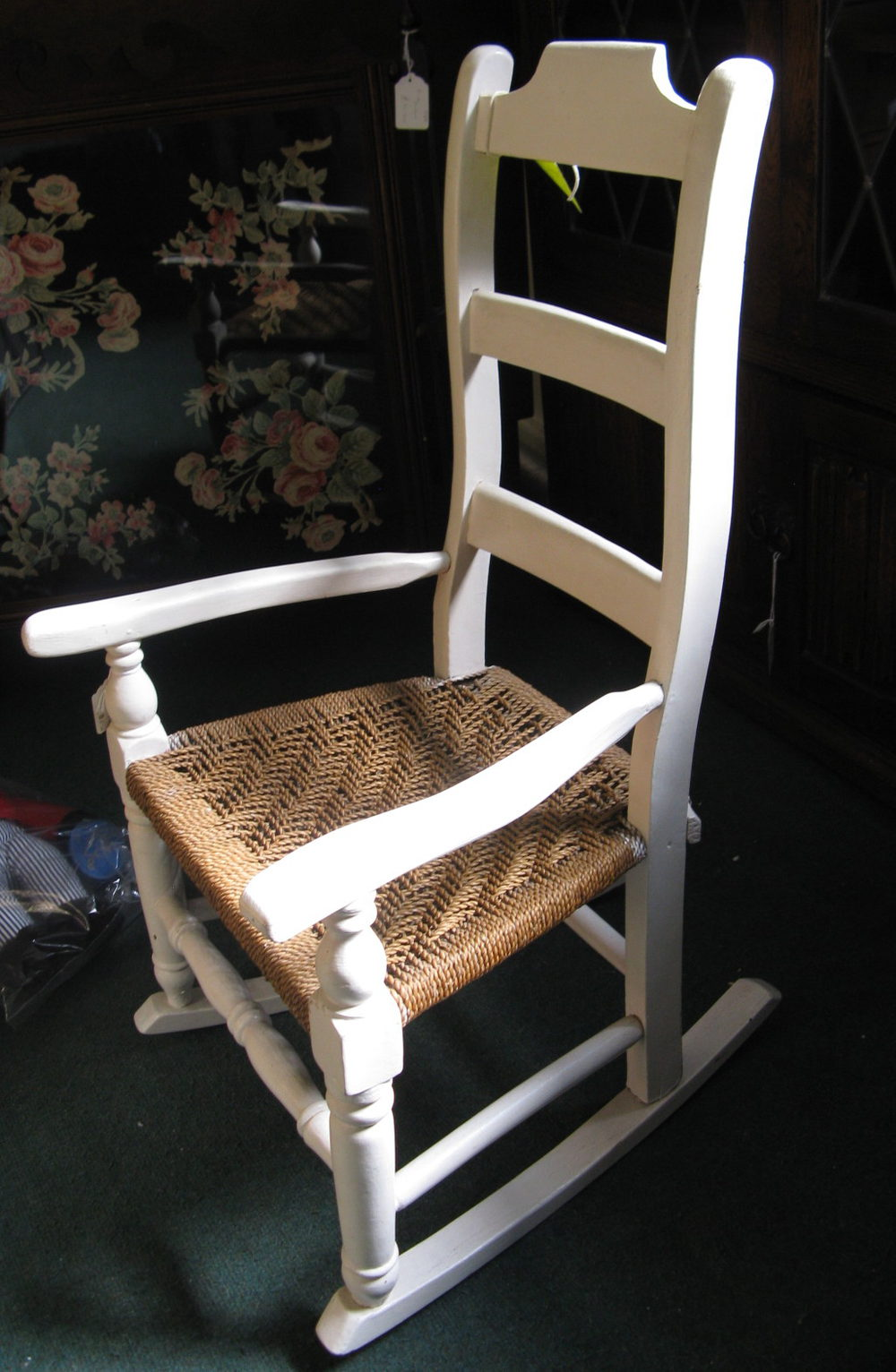 Antiques Atlas Child S Rocking Chair