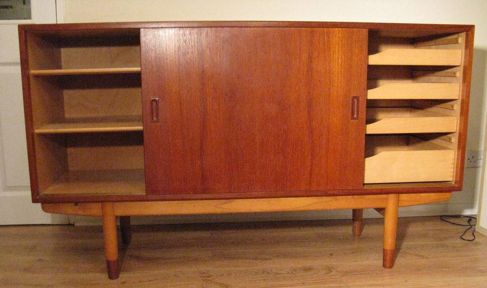 antiques atlas danish retro sideboard borge mogensen. Black Bedroom Furniture Sets. Home Design Ideas